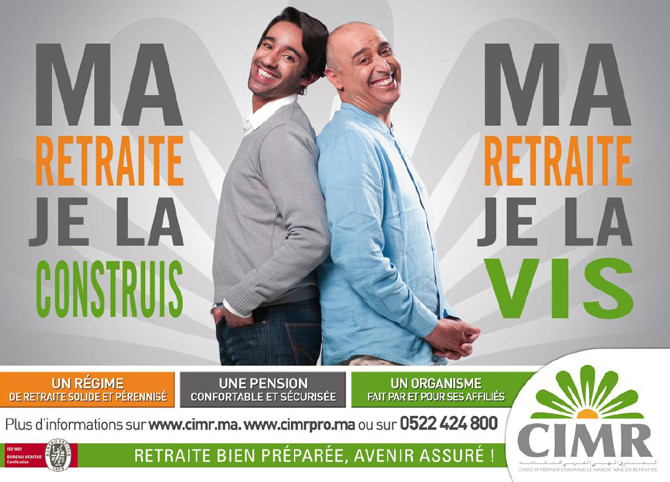 Campagne institutionnelle - Mai 2012