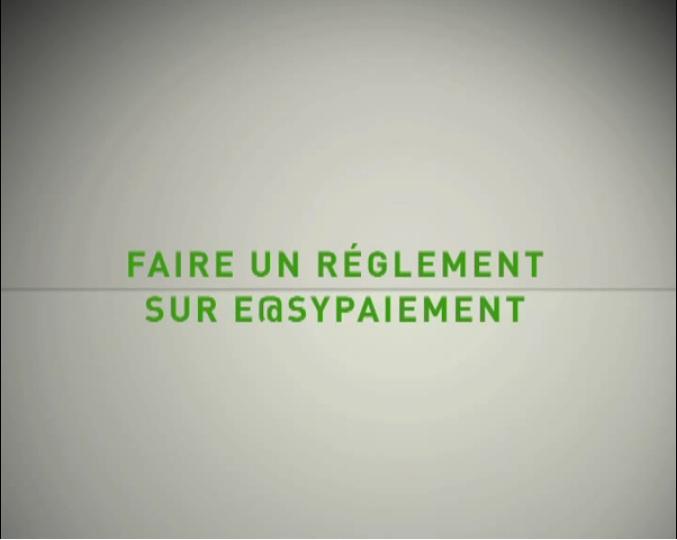 Régler la CIMR par Télépaiment ( E@sypaiement)…