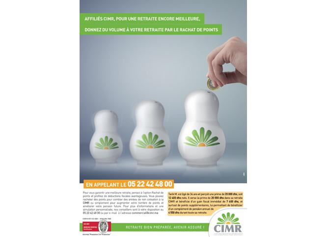 Campagne rachat de points 2011